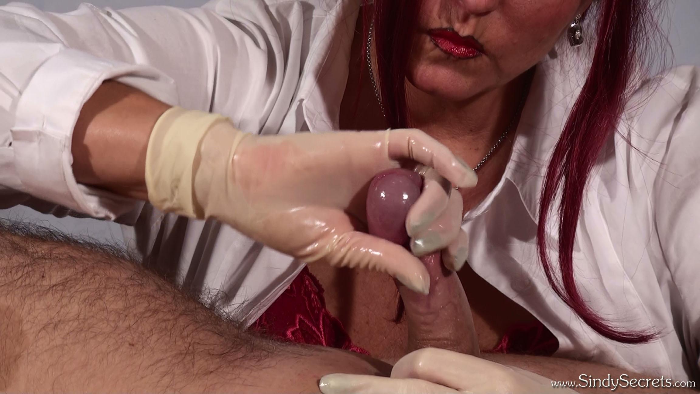 Forced Sperm Sample