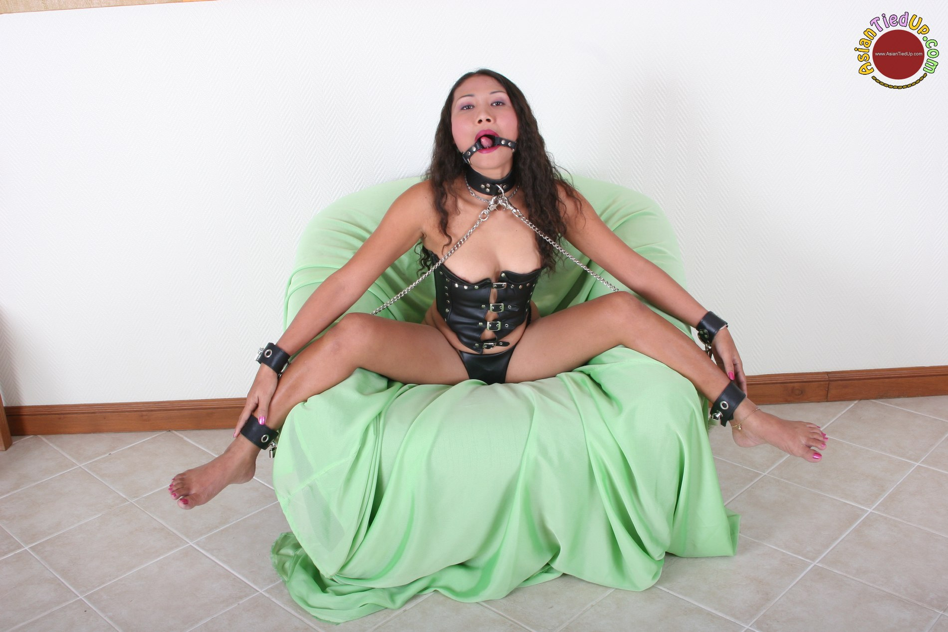 Something is. Sexy naked ring gagged remarkable