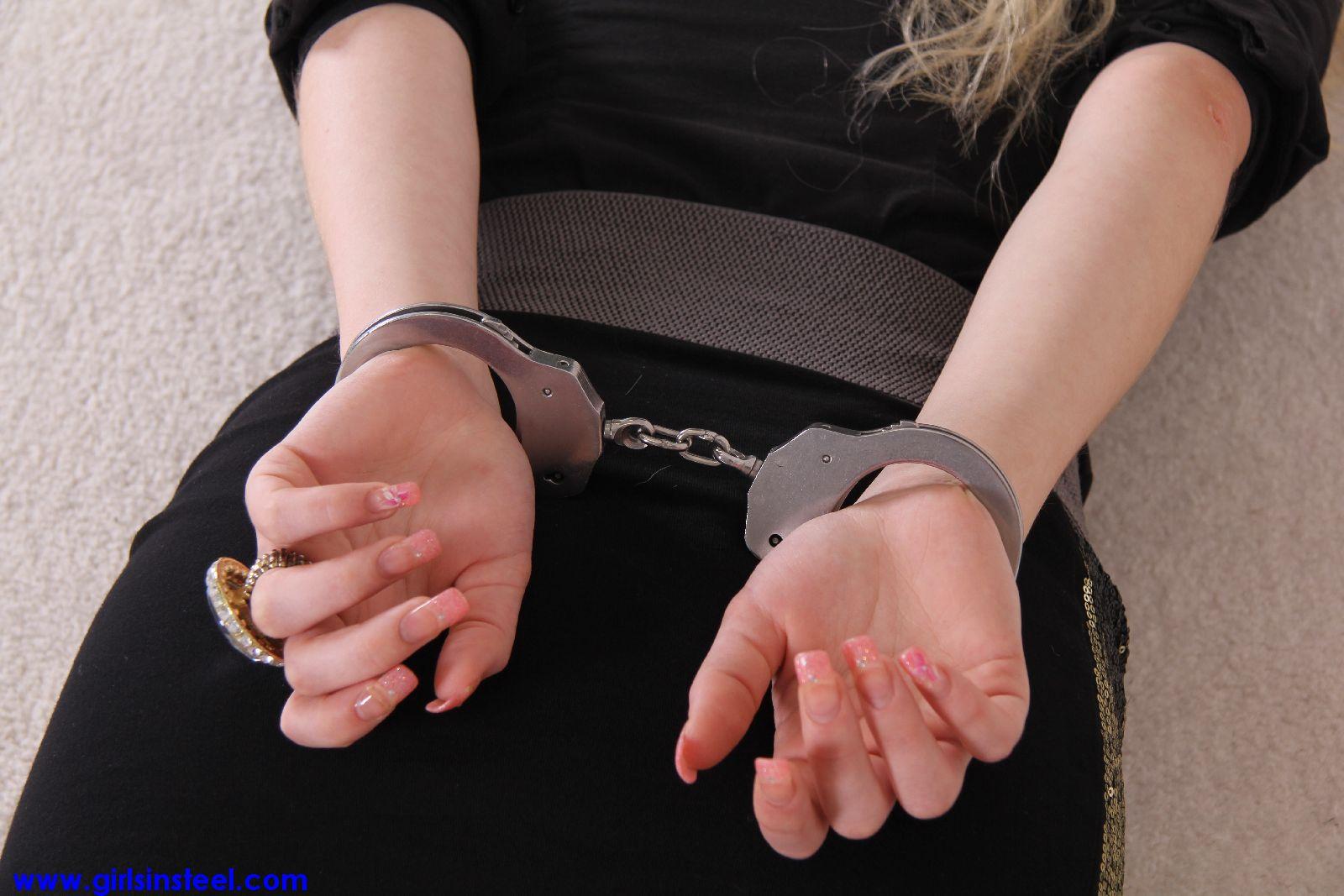 Many thanks bondage handcuffed handcuffs hogtied