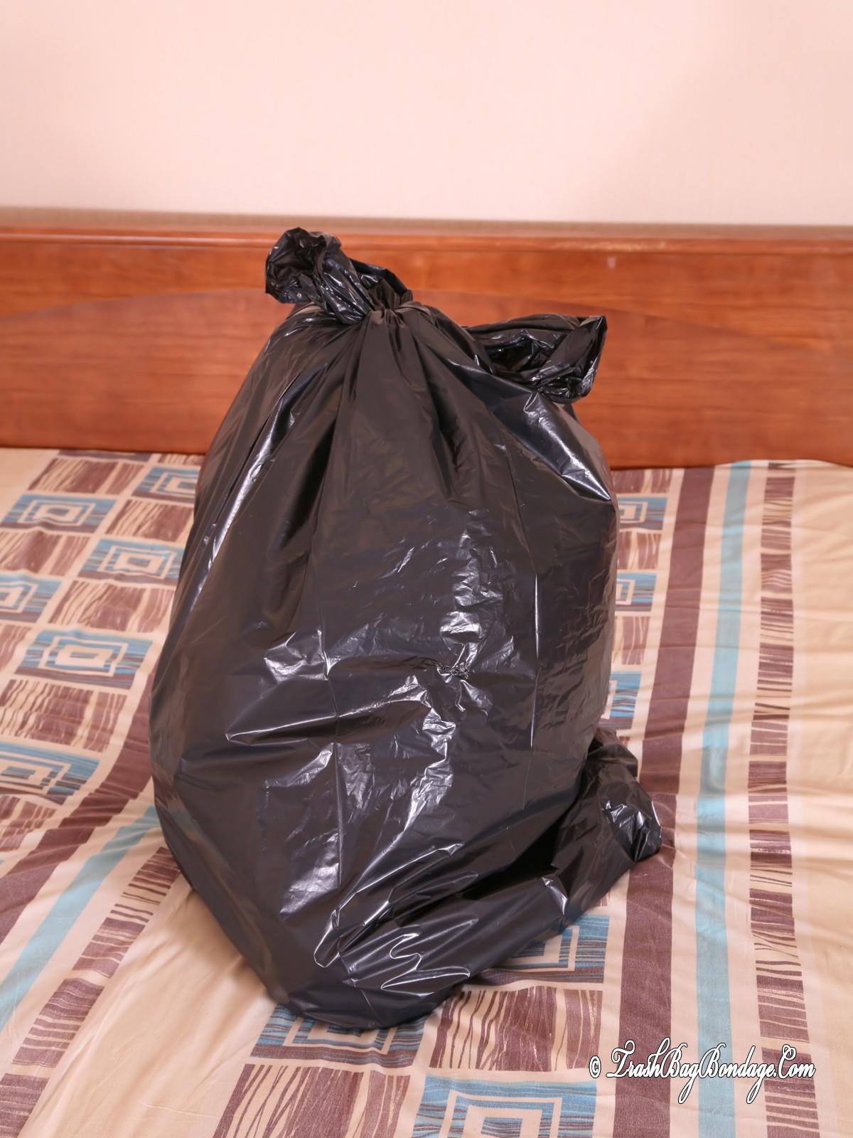 story garbage bondage bag