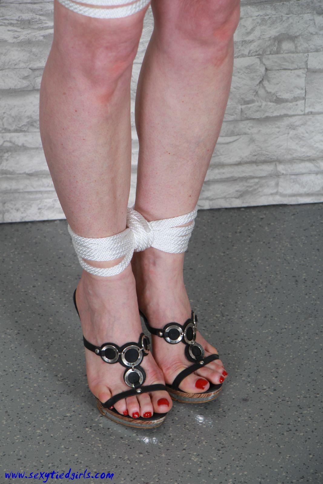 bondage beginning rope