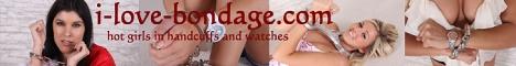 i-love-bondage.com - Hot next door girls cuffed, gagged and topless